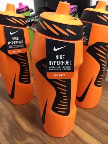 Nike Hyperfuel kulacs, narancs