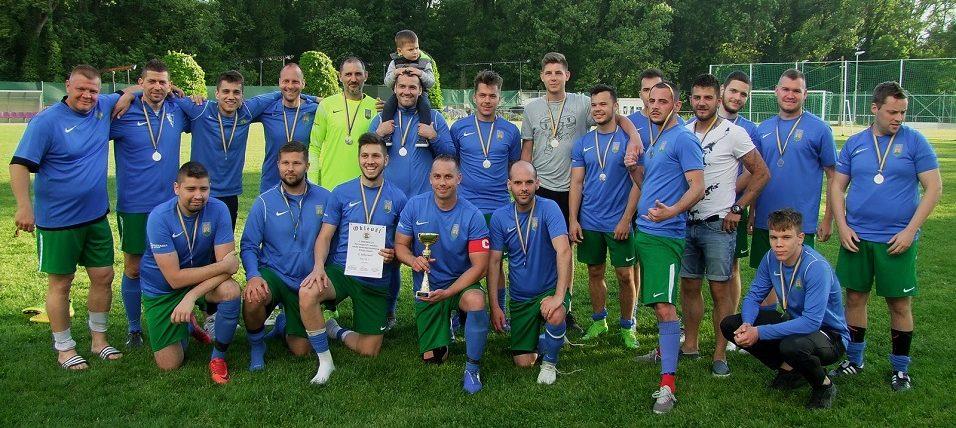 Második lett a Fót SE I. csapata